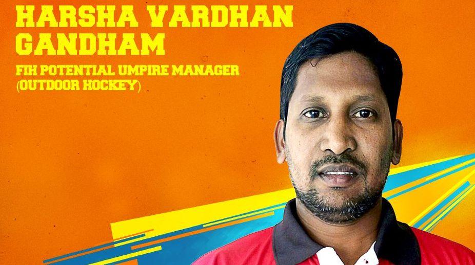 Harsha Vardhan Gandham