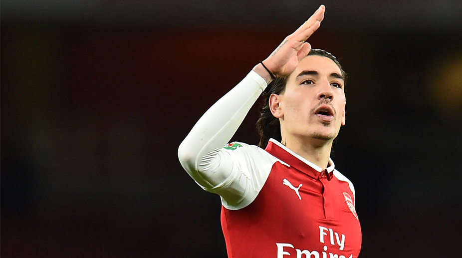 Hector Bellerin, Arsenal F.C., Premier League