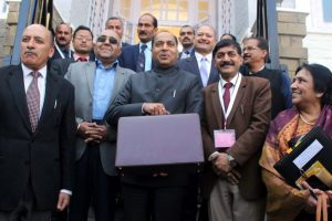 Himachal CM Jai Ram Thakur connects with ground in first budget