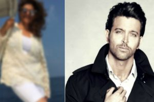Watch: See who's Hrithik Roshan's biggest competition at the gym