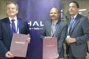 IIT Madras ties up with French defence electronics group Thales