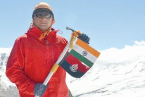 Himachal man from armed forces to head team to Mount Everest