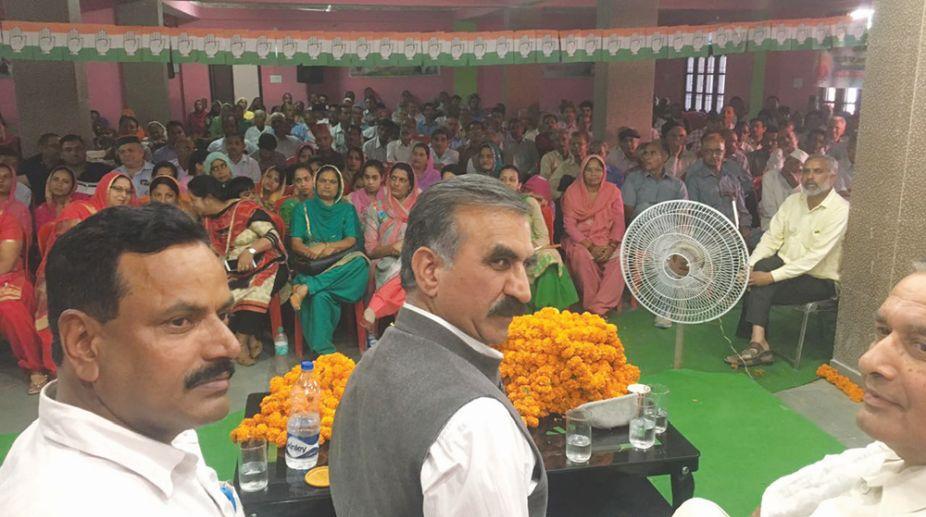 HPCC Chief, Sukhvinder Singh Sukhu. (Photo: SNS)