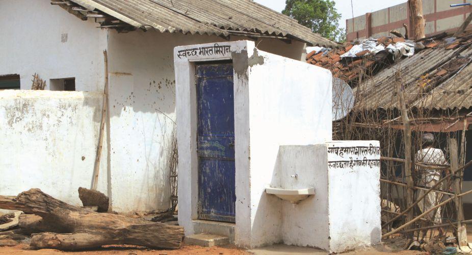 Swachh Bharat Abhiyan. (Toilets)