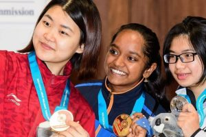 Muskan Bhanwala's Gold enables India to finish second at ISSF Junior Shooting World Cup