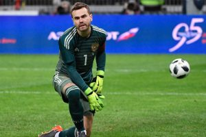 Russia captain Igor Akinfeev seeks World Cup redemption