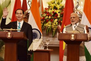 India, Vietnam call for respect for international law in Indo-Pacific