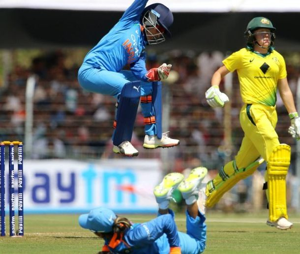 India women vs Australia Women, 2nd ODI