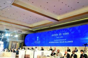 First ISA Summit begins in New Delhi