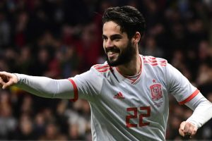 Isco leads Spanish rout of Lionel Messi-less Argentina