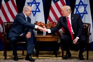 Israeli PM Netanyahu, US President Trump talk about Iran