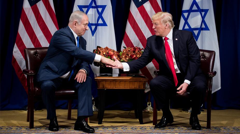 US President, Donald Trump, Israeli PM, Benjamin Netanyahu, Iran