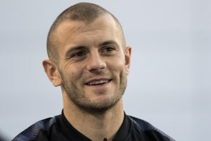 Jack Wilshere plays down England's World Cup chances
