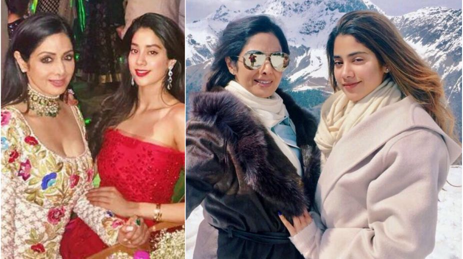 Janhvi Kapoor's interesting pictures you should not miss