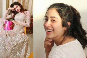 Janhvi turns 21: Her pictures will melt your heart