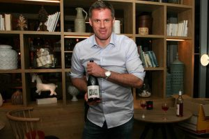Liverpool legend Jamie Carragher apologies for spitting at girl in car