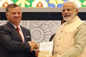 PM Modi, King Abdullah II join voices to condemn radicalism