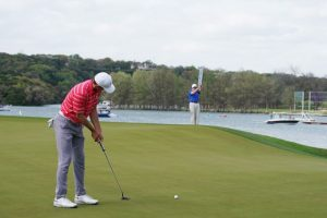 McIlroy, Spieth ousted at WGC Match Play, Garcia and Thomas advance