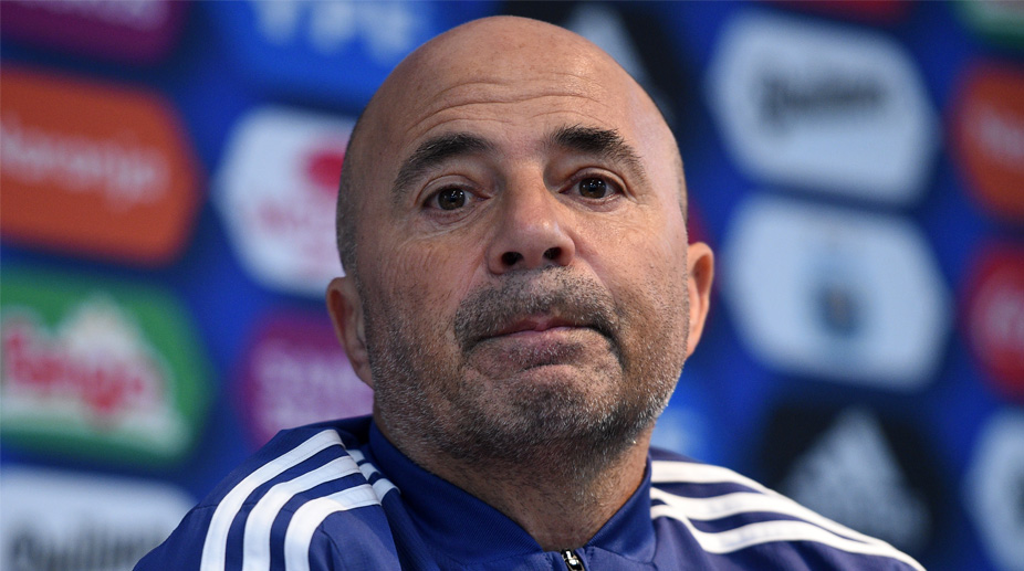 Jorge Sampaoli, Argentina Football