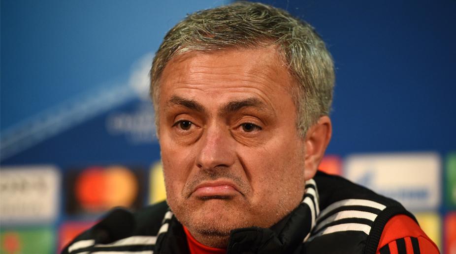 Jose Mourinho, UEFA Champions League, Manchester United F.C.