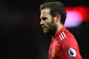 What's Manchester United man Juan Mata targeting this season?