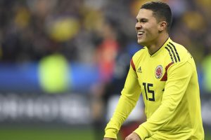 Super-sub Juan Quintero stuns France as Colombia hit back to win 3-2