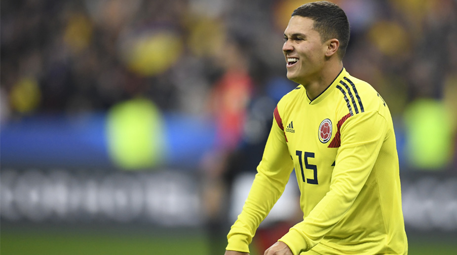 Juan Quintero, France vs Colombia, International Friendlies, Colombia Football