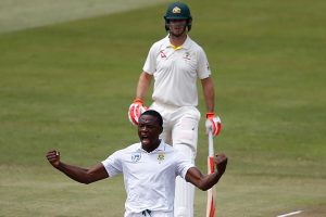 SA vs Aus, 2nd Test: Kagiso Rabada rips through visitors' batting
