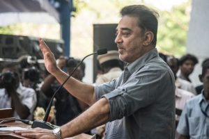 Kamal Haasan urges students to keep tab on politics
