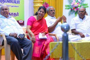 Kanimozhi opposes Ram Rajya Rath Yatra in Tamil Nadu