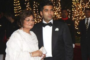 Karan Johar's idea of invitation for his mom's birthday is just wow!