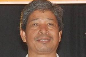 Tripura minister Khagendra Jamatia dead