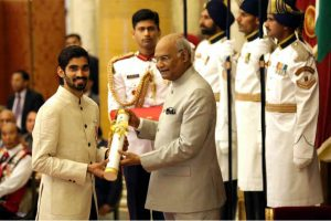 Surprised at being conferred Padma Shri: Kidambi Shrikanth