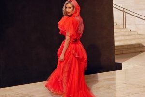 In Pictures | Kim Kardashian dons Sabyasachi; her Vogue India photoshoot