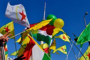 Pro-Kurdish protests close London train stations