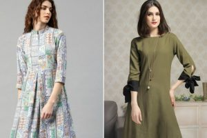 Tips, tricks to style asymmetrical hemlines