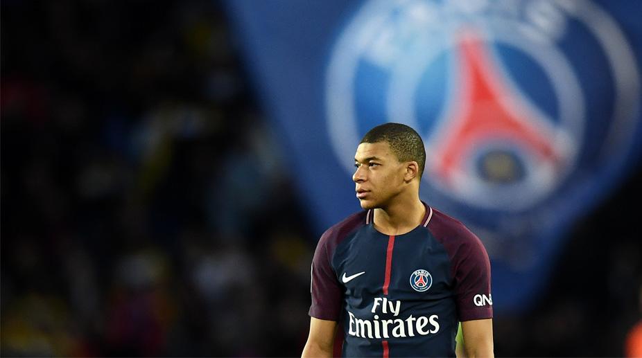Kylian Mbappe, Paris Saint-Germain F.C., Ligue 1