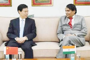China keen on FTA with India