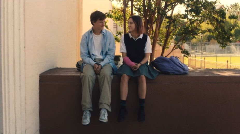 Lady Bird: A narration of an adolescence tale