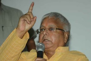 Democracy, constitution in danger under Modi government: Lalu