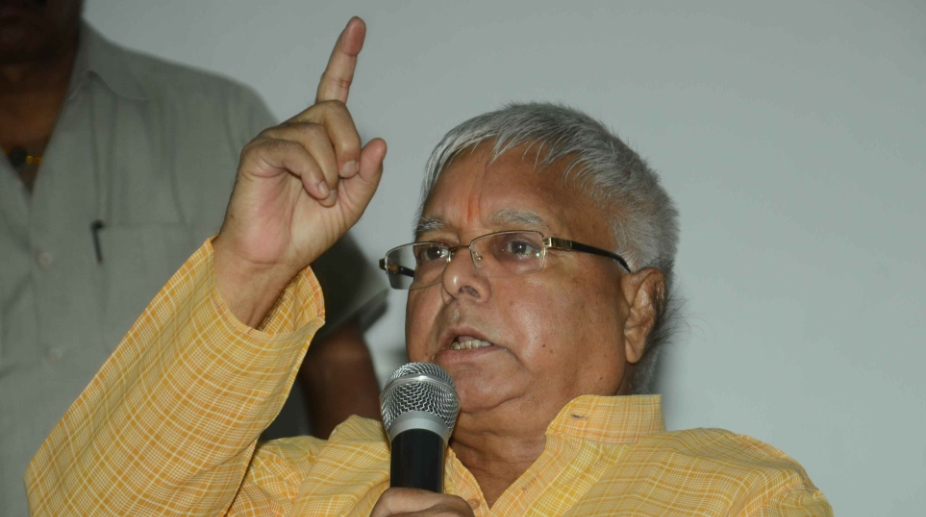 Lalu Prasad convicted in fodder scam