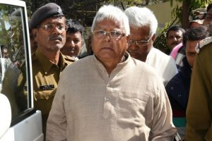 Lalu Prasad gets five-day parole to attend son Tej Pratap's wedding