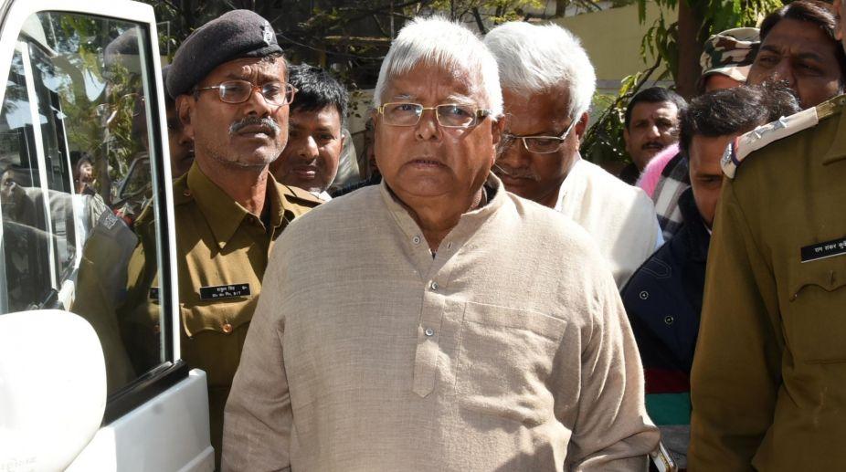 IRCTC case, CBI, Lalu Prasad Yadav, RJD Chief