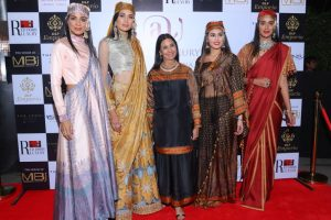 Ashima Leena launches Autumn Winter collection'18 Luxury pret collection