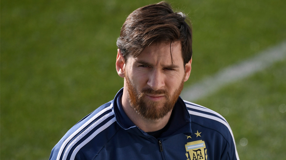 Lionel Messi, Argentina Football, 2018 FIFA World Cup