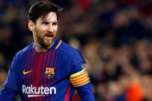 Champions League centurion Lionel Messi still has more goals to achieve