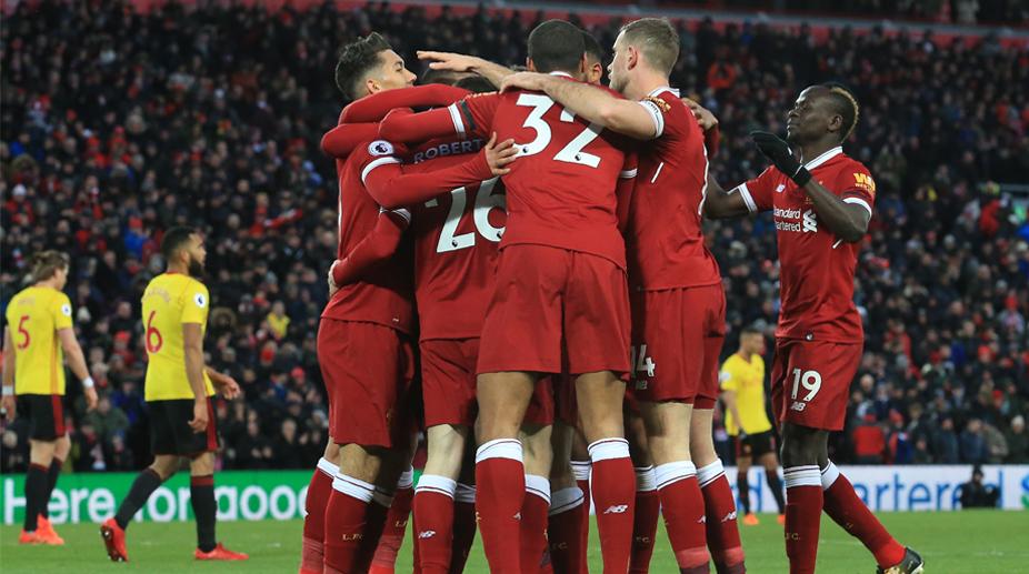 Liverpool F.C., Premier League, Liverpool vs Watford