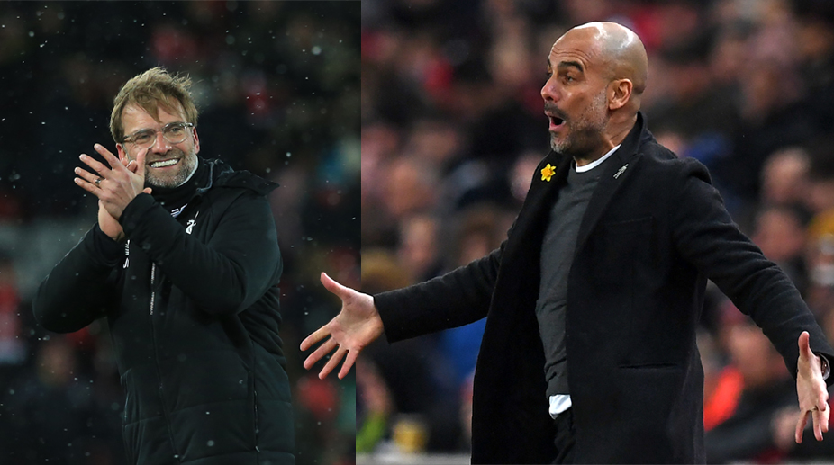 Jurgen Klopp, Liverpool F.C., Manchester City F.C., UEFA Champions League, Liverpool vs Manchester City, Pep Guardiola