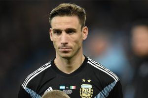 Lucas Biglia stresses importance of ball possession against Spain