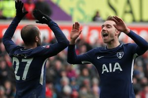 FA Cup: Tottenham make light of Kane absence to march into semis